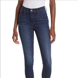"Madewell  Magic Pocket 9"" Mid-Rise Skinny Jeans"